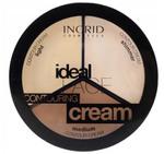 Палетка для контурирования лица Ingrid Cosmetics Ideal Face Countouring Cream