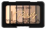 Палетка теней для век Vivienne Sabo Eyeshadow Palette Paris