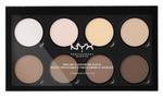 Палитра для контуринга лица NYX Professional Makeup Highlight & Contour Pro Palette