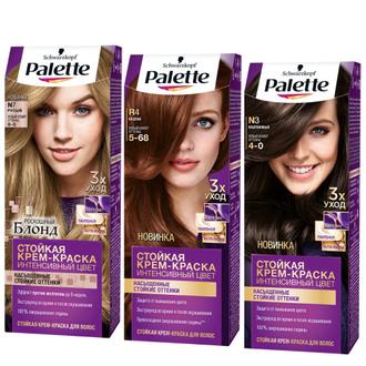Стійка крем-фарба для волосся Palette Schwarzkopf ICC