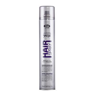 Лак-спрей нормальной фиксации Lisap High Tech Hair Spray Natural