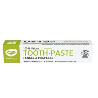 Фото Зубная паста Фенхель Green People Toothpaste Fennel
