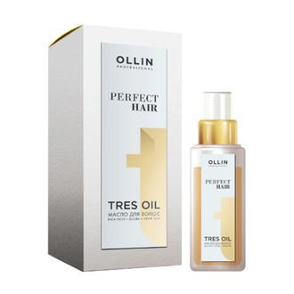 Масло для волос Ollin Professional Perfect Hair Tres Oil