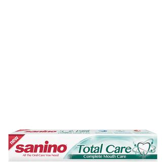 "Зубная паста ""Комплексный уход"" Sanino Total Care"