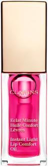 Масло-блеск для губ Clarins Eclat Minute Instant Light Lip Comfort Oil