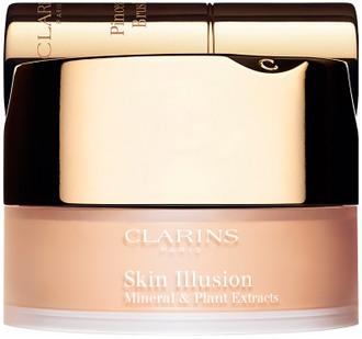 Минеральная рассыпчатая пудра Clarins Skin Illusion Mineral & Plant Extracts Loose Powder Foundation