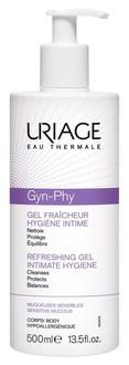 Гель для інтимної гігієни Жін-Фі Uriage Gyn-Phy Toilette Intime Gel Fraicheur
