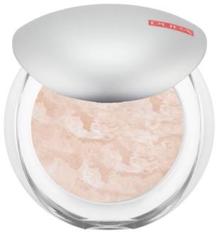 Пудра с эффектом шелка Pupa Luminys Satin Sheen Baked Powder