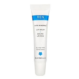 Фото Восстанавливающий бальзам для сухой кожи губ REN Vita Mineral Lip Balm