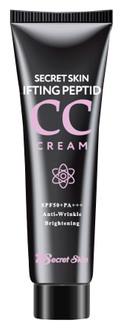 СС-крем пептидный с лифтинг-эффектом Secret Skin Lifting Peptide CC Cream SPF50+