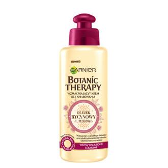 """Крем-масло для ослабленных волос, склонных к выпадению """"Касторовое масло и миндаль"""" Garnier Botanic Therapy Creme Oil"""