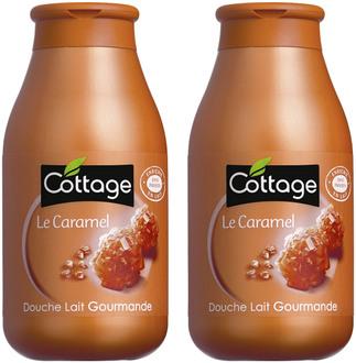 """Набор для душа """"Карамель"""" Cottage Caramel Set"""