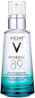 Гель-бустер ежедневный для упругости и увлажнения кожи лица Vichy Mineral 89 Fortifying And Plumping Daily Booster