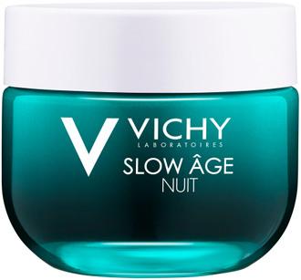 Ночной освежающий крем-маска для коррекции признаков старения кожи Vichy Slow Age Fresh Cream & Mask