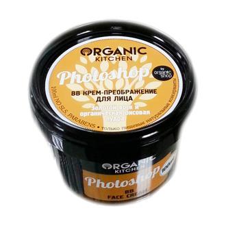 Крем-преображение для лица Organic Shop Photoshop