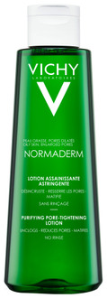 Очищающий тоник сужающий поры Vichy Normaderm Purifying Astringent Lotion