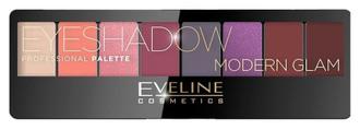 Тіні для повік Eveline Cosmetics Eyeshadow Professional Palette