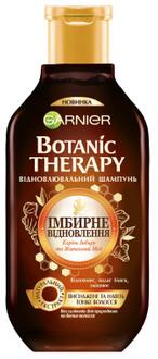 """Шампунь для истощенных и тонких волос """"Имбирное восстановление"""" Garnier Botanic Therapy Hair Shampoo"""