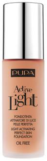Тональний крем SPF10 Pupa Active Light