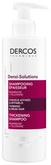 Шампунь для восстановления густоты и объема тонких и ослабленных волос Vichy Dercos Densi-Solution Shampoing Epaisseur