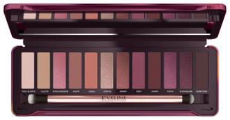 Палетка теней для век Eveline Cosmetics Ruby Glamour Eyeshadow Palette