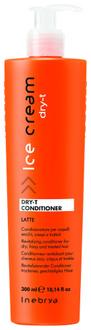 Кондиционер для сухих, окрашенных и вьющихся волос Inebrya Ice Cream Dry-T Conditioner
