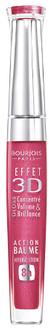 Блеск для губ объем и блеск Bourjois Effet 3D Concentre Volume & Brillance 8h