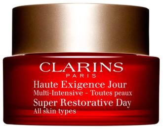 Восстанавливающий дневной крем для всех типов кожи Clarins Multi-Intensiv Super Restorative Day
