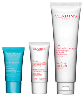 Набор Clarins Special Kit Essentials Kit
