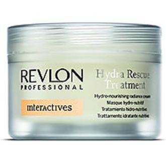 Фото Крем лікувальний зволожувальний для сухого волосся Revlon Professional Hydra Rescue Treatment