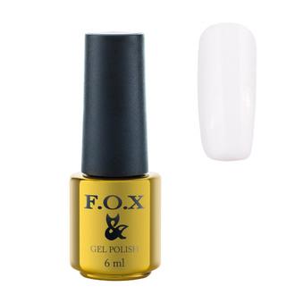 Фото Гель-лак для ногтей F.O.X Gold Pigment 6 мл
