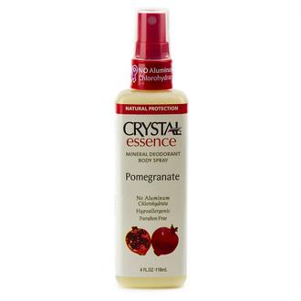 Фото Дезодорант-спрей з ароматом Граната Crystal Essence Deodorant Body Spray Pomegranate