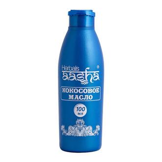 Фото Кокосовое масло для массажа и загара Aasha Herbals Coconut Oil