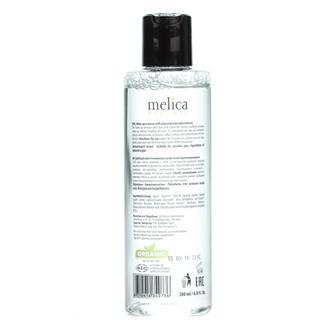 Фото Средство для снятия макияжа с экстрактом алоэ и ромашки Melica Organic