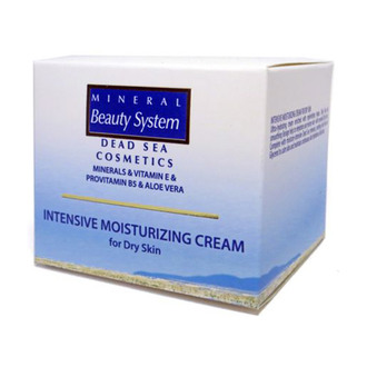Фото Интенсивный увлажняющий крем для сухой кожи лица Mineral Beauty System Intensive Moisturizing Cream