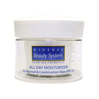 Фото Увлажняющий дневной крем для нормальной и комбинированной кожи Mineral Beauty System All Day Moisturizer SPF10