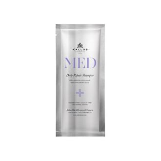 Фото Шампунь для глубокого восстановления волос Kallos Cosmetics MED Deep Repair Shampoo
