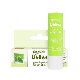 Фото Бальзам для губ в стике с витамином Е и маслом мяты D'oliva