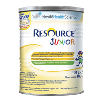 Фото Смесь лечебная Nestle Resource junior