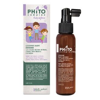 Фото Дитячий лосьйон для волосся Dott. Solari Phitocomplex Baby Defense Lotion