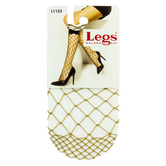 Фото Гольфы Legs L1153 Rete Larga Beige
