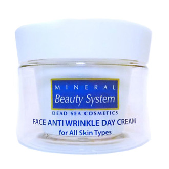 Фото Дневной крем для лица от морщин Mineral Beauty System Face Anti Wrinkle Day Cream