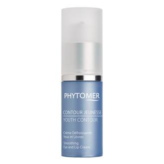 Фото Відновлювальний крем від зморшок для шкіри очей і губ Phytomer Youth Contour