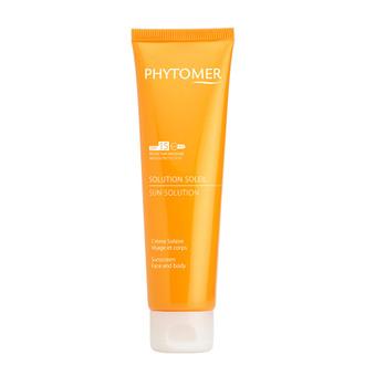 Фото Захисний крем від сонця Phytomer Moisturising Sun Cream Sunscreen Face and Body SPF15