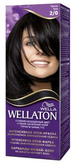 Фото Стойкая крем-краска для волос Wellaton