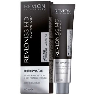 Фото Крем-краска для волос Revlon Professional Revlonissimo Colorsmetique NMT High Coverage