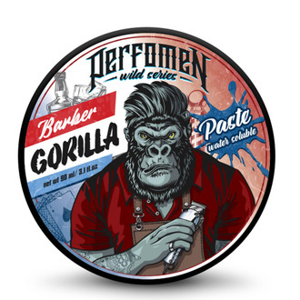 Фото Паста для ухода и фиксации волос Perfomen Barber Gorilla Paste
