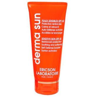 Фото Крем сонцезахисний для чутливої шкіри Ericson Laboratoire Derma Sun Sensitive Skin Cream SPF 40