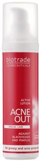 Фото Активный лосьон против угревой сыпи Biotrade Acne Out Active Lotion
