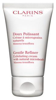 Фото Відлущуючий крем Clarins Gentle Refiner Exfoliating Cream with Natural Microbeads